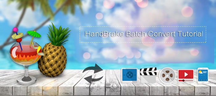 HandBake Batch Convert Tutorial