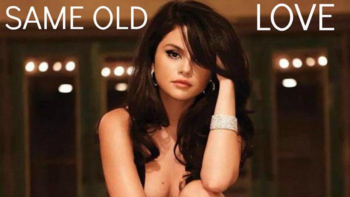 Selena Same Old Love