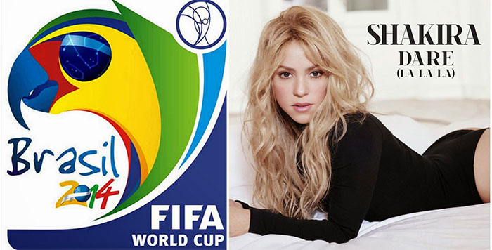 Shakira Songs Dare (La La La) MP3 YouTube Videos Free Download