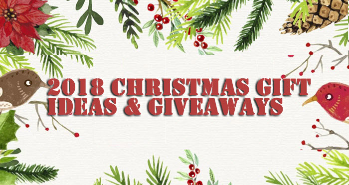Xmas Gift Ideas and Giveaway