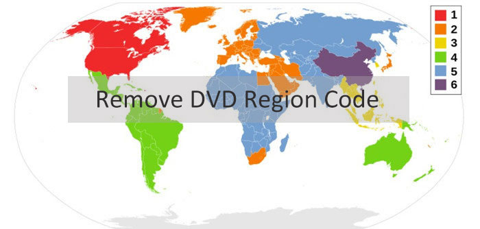 remove region code from DVD