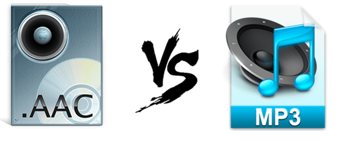 AAC vs  MP3 - Which Music Format Sounds Better?