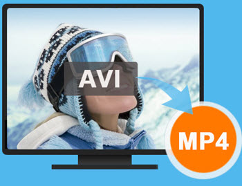 how to change avi video to mp4