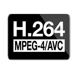 codec h 264 mpeg 4 avc: