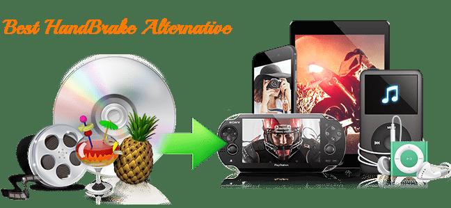 Handbrake alternative freeware