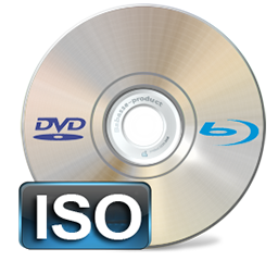 What is ISO Image