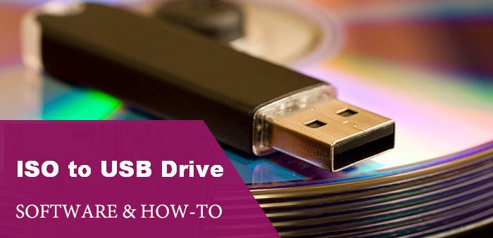 Burn ISO to USB