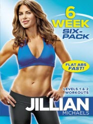 best jillian michaels abs dvd - 6 week 6 pack