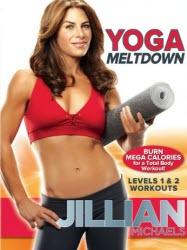 best jillian Michaels yoga dvd - Yoga Meltdown