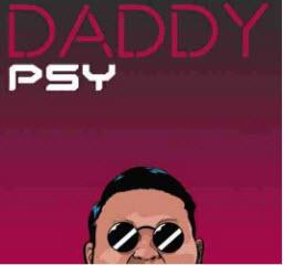 Psy daddy parody music video (little psy) 리틀싸이 황민우.