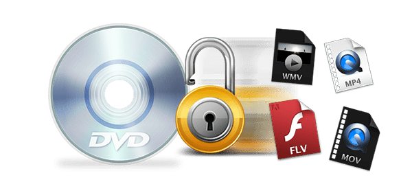 AnyDVD - Remove DVD Copy-protection in Windows