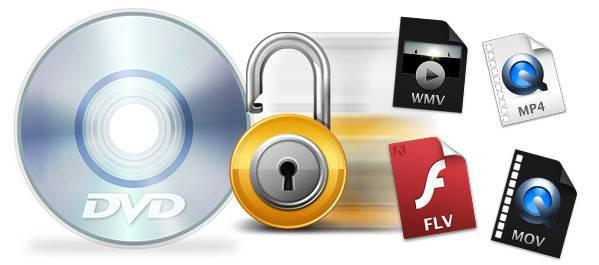 Kopiergeschützte DVD rippen