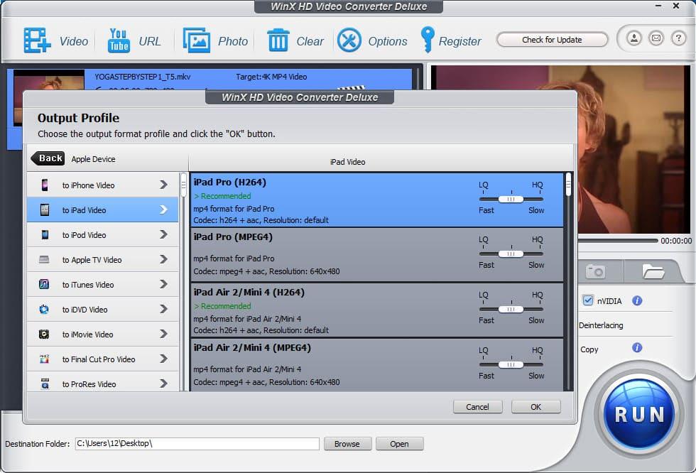 convert mkv to ipad supported mp4 m4v video play mkv on ipad. Black Bedroom Furniture Sets. Home Design Ideas
