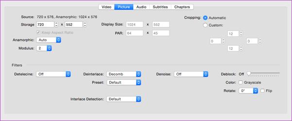 handbrake 0.9.3 pour mac