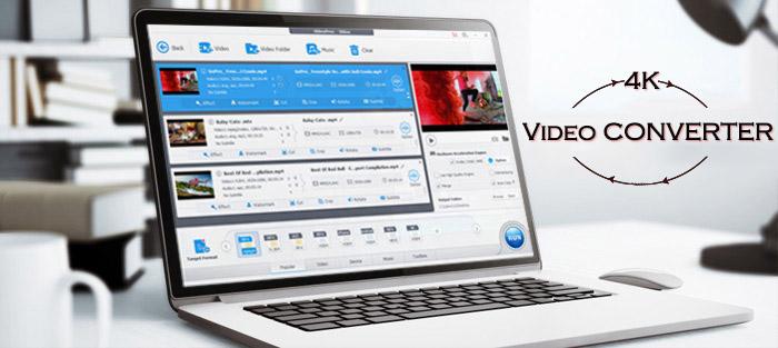 Best 4K Video Converter