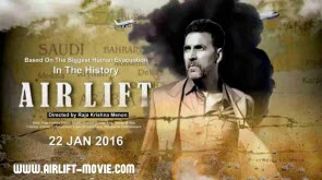 2016 Hindi Bollywood Film - Airlift