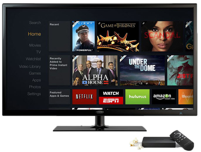 Rip DVD to Amazon Fire TV