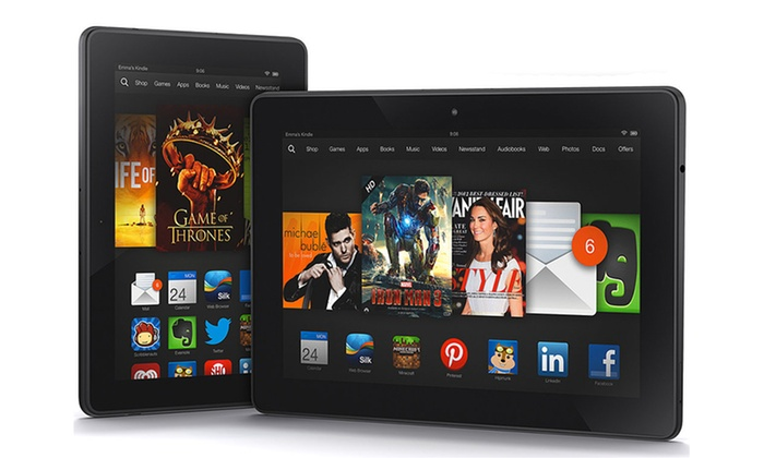 Amazon Kindle Fire Supported Video Formats