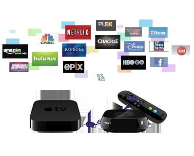 Amazon Fire TV vs Roku vs Apple TV