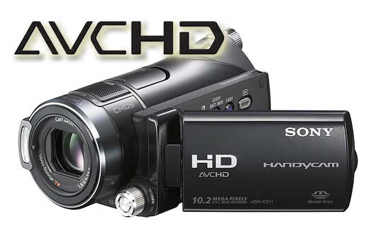 AVCHD and Camcorder