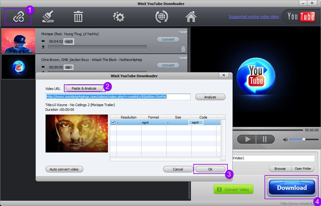 Best Mixtape Donwloader for Windows 10 | Free Download MP3 New
