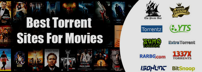 Top Torrent Sites 2019