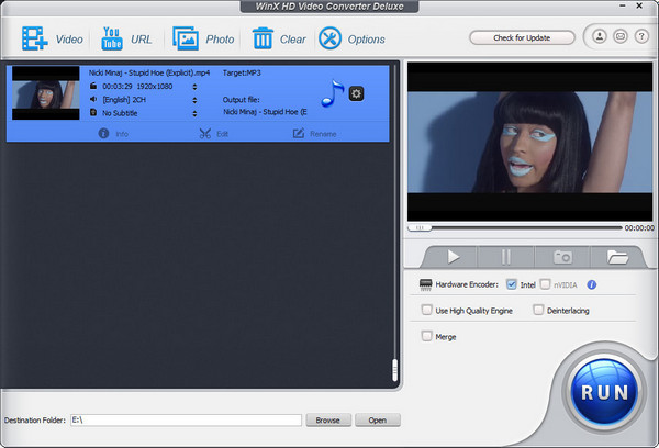Free Vevo Downloader & Converter Software for Windows 10 and