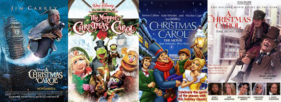rip dvds of christmas carol movies - A Christmas Carol Animated