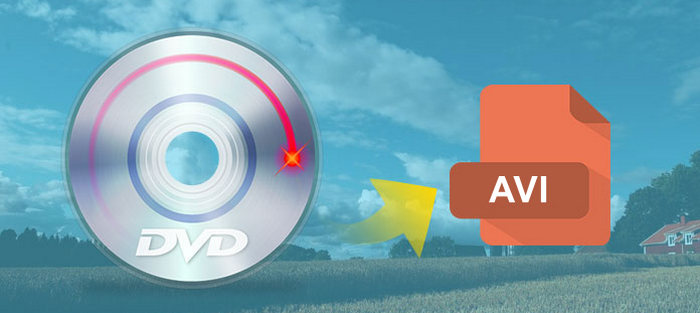 Convert DVD to AVI