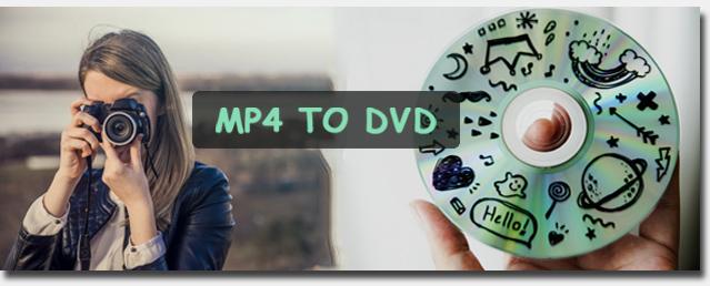 convert MP4 to DVD on Windows 10