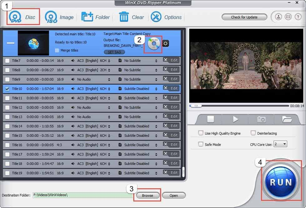 How to Remove DRM from Movies by a DVD DRM Removal Software