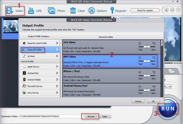 How to Convert VOB to MP4 on PC/Mac with Best VOB MP4 Converter