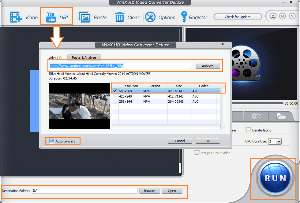 Any Video Converter - Free download and software