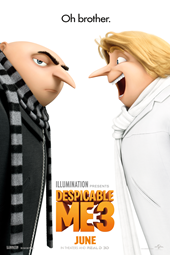 Top 10 Kids DVD - Despicable Me 3