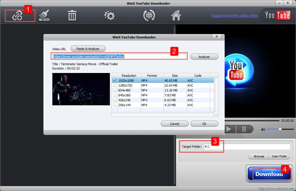 youtube movie downloader app free download