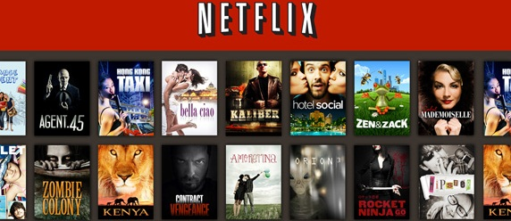 how to watch downloaded netflix on ipad