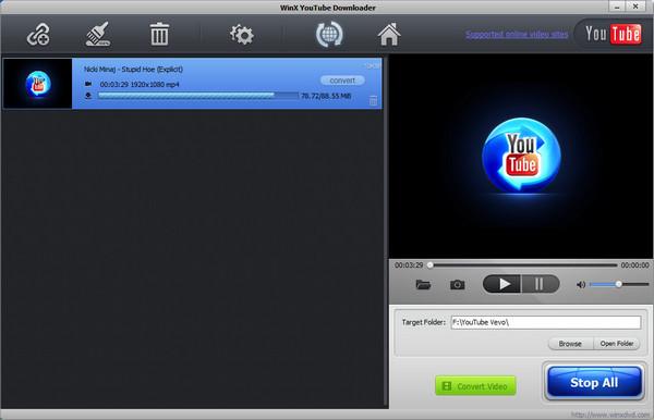 Download Vevo Music Video Free