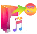 iTunes DRM Musik in MP3/AAC