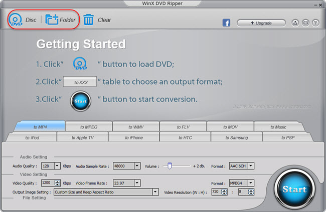 Rip/Convert DVD to QuickTime Video and Play DVD on Apple iTunes Player