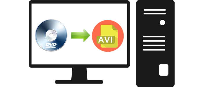 Rip and Convert DVD to AVI