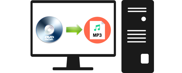 Extract Bluray MP3 Music