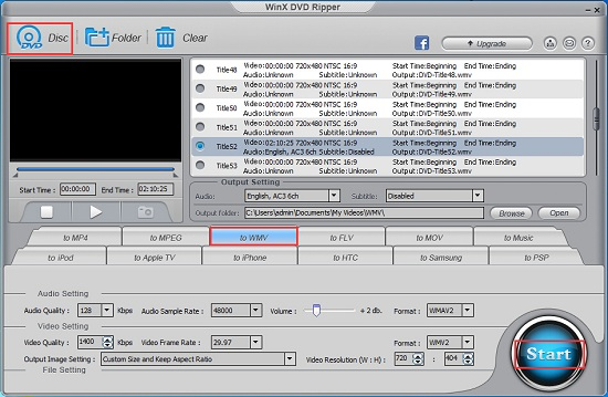 Solved] How Do I Free Rip DVD to Windows Media Player?