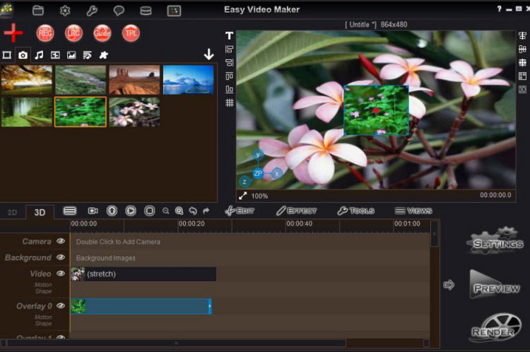 Top 3 3D Video Makers to Make 3D Videos Movies on Windows 10