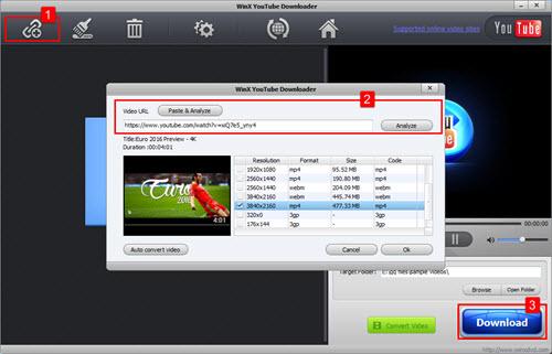 Telecharger 4k video téléchargerer pour pc gratuit