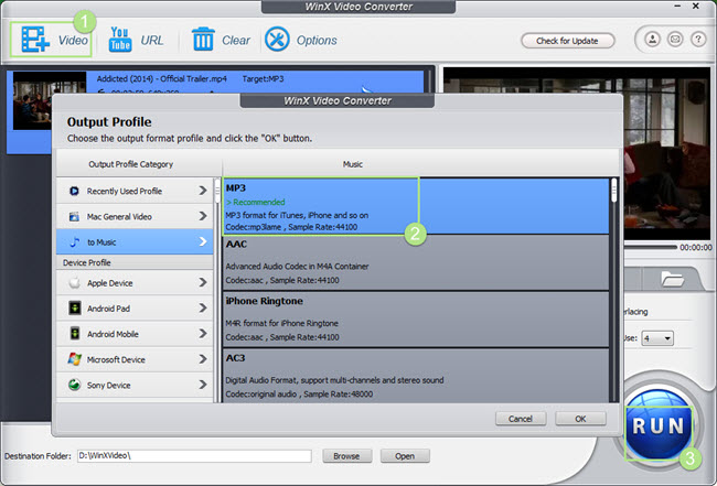 Top 10 Reliable MP4 to MP3 Converters to Convert MP4 to MP3