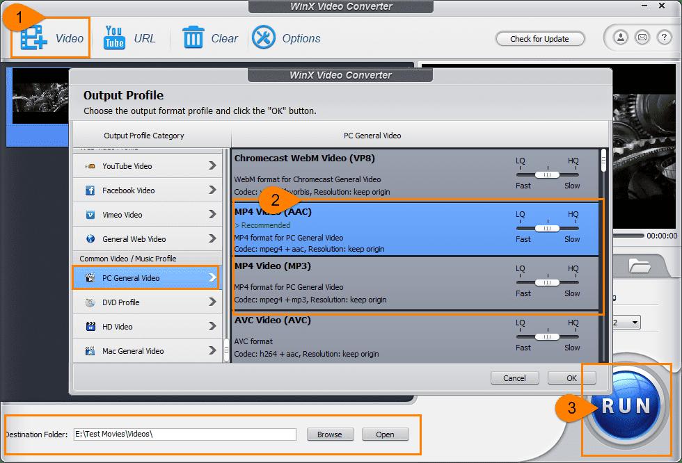 WinX Free MOV to MP4 Converter 2018 - Full Setup Free ...