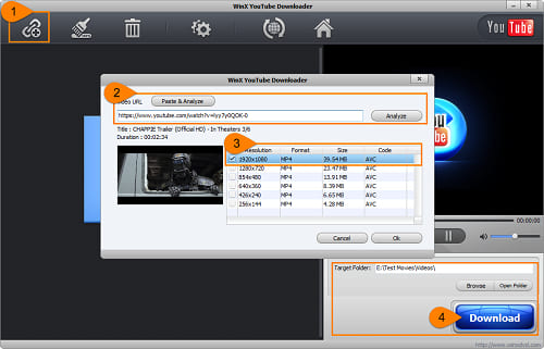 Download movies free without any software youtube.