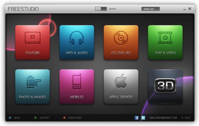 Free Studio – 4K YouTube Downloader