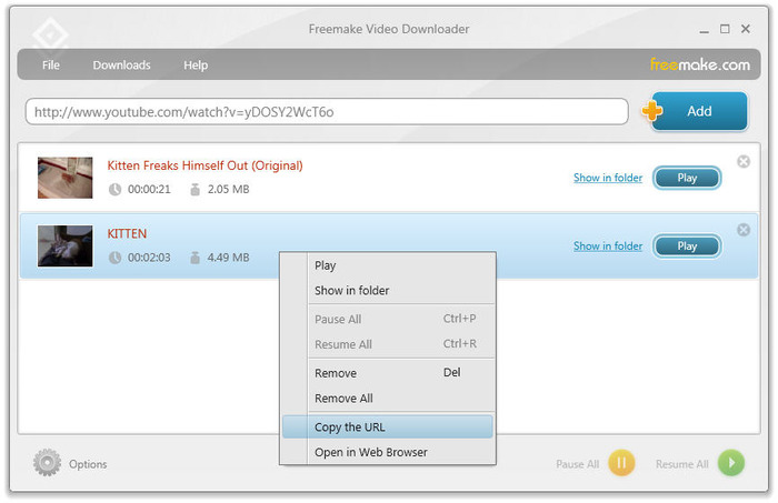 Top 10 HD HQ & 4K YouTube Downloader Freewares Review | WinXDVD