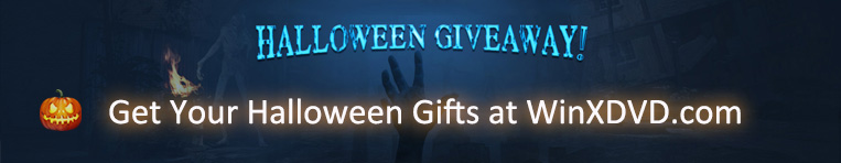 2018 Digiarty Halloween Giveaway